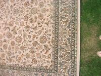 Large Carpet Square Rug