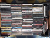 2 Large Boxes of CDs