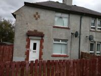 Attractive Two Bedroom house to rent with private front and rear gardens