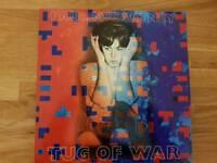 Vinyl - Paul McCartney - Tug of war