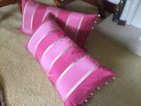 2 Laura Ashley cushions