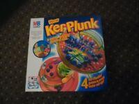 Brand New Kerplunk Board Game
