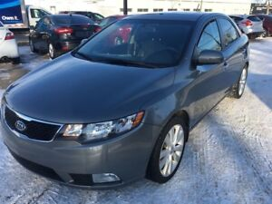2012 Kia Forte SX Luxury