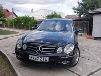 Mercedes-Benz E Class 3.0 E320 CDI Elegance 7G-Tronic 4dr