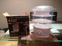 Russell Hobbs Food Steamer for £10