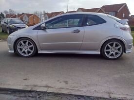 HONDA CIVIC 2.0 TYPE R GT FN2 EXCELLENT CONDITION MAY SWAP PX P/X PART EX PART EXCHANGE WHY?