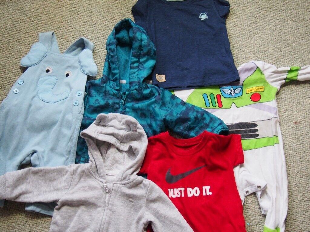 Small Boys Clothes Bundle 3-6 months