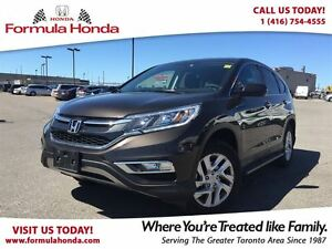 2015 Honda CR-V EX | ONE OWNER | ACCIDENT FREE! | VERY LOW KM! -