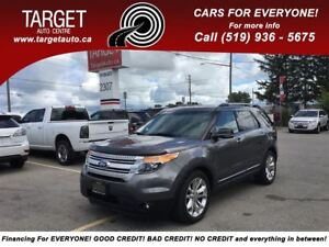 2011 Ford Explorer XLT Fully Loaded, Drives Great and More !!!