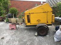 Ark Gen 270 Welder generator