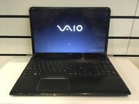 Sony Vaio SVE1512K1EB GOOD PRICE-VERY GOOD MACHINE-BUT POOR CONDITION ON OUTSIDE(see the pictures)