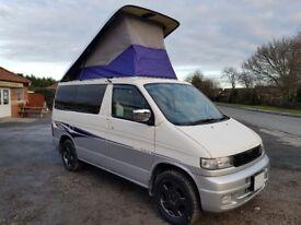 Mazda Bongo Campervan 4 Berth 6 Seat With Elec Roof New Kitchen Stunning NO