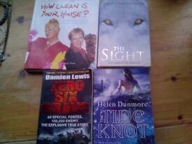 A lovely Set of Books Bundle