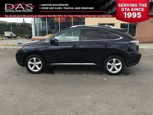2010 Lexus RX 350 PREMIUM NAVIGATION/LEATHER/SUNROOF