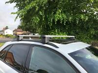 Genuine Audi Q3 roof bars