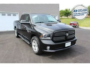 2016 Ram 1500 Sport! NAVIGATION! HEATED SEATS! HEMI!