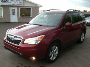 2015 Subaru Forester 2.5i Convenience Package Auto Loaded AWD