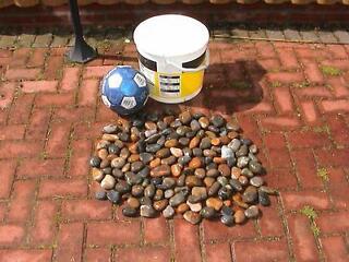 Lots of aquarium stones rocks pebbles job lot for fish tank aquarium part 5