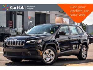 2019 Jeep Cherokee New Car Sport|ColdWeatherPkg|Uconnect4|HeatFr