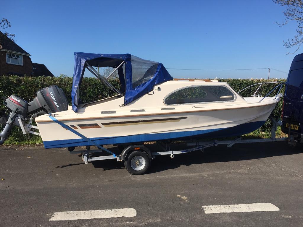 Shetland 535 Boat In Bournemouth Dorset Gumtree