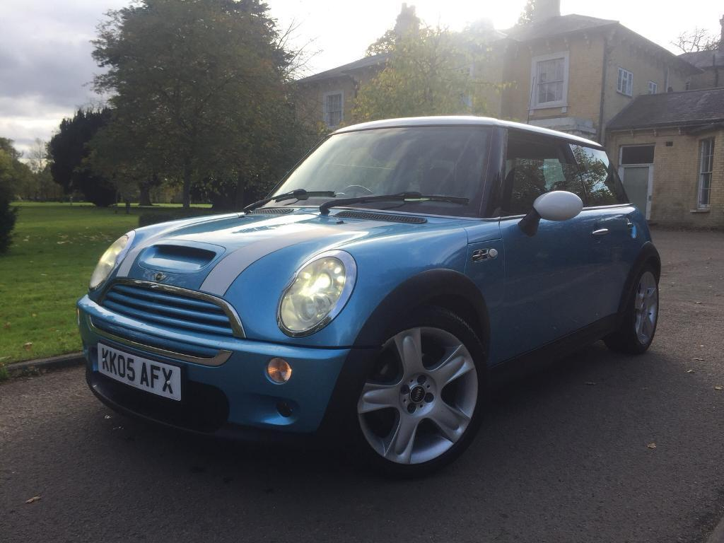 2005 Mini Cooper S 1.6+FSH+2OWNERS+3KEYS+LONG MOT+PX+SWAP