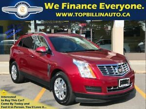 2013 Cadillac SRX AWD Luxury Collection, Navigation, Pano Roof