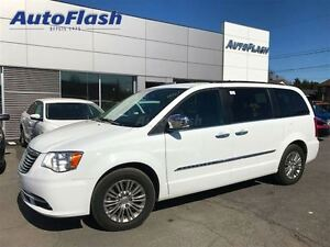 2016 Chrysler Town & Country Touring/Limited* Nav.* Cuir/Leather