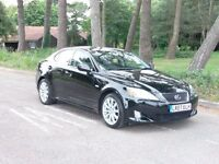Lexus IS 250 2.5 SE-L 4dr,,,,,,,£6,495 p/x considered