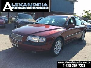 2000 Volvo S80 T6 SAFETY & E TEST INCLUDED