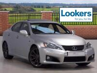 Lexus IS F (silver) 2008-10-17