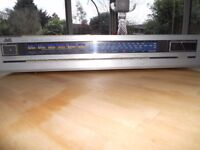 JVC Tuner FM/MW/LW T-K20L Quartz lock auto/manual tuning