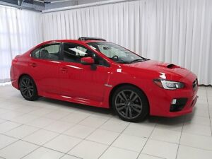 2017 Subaru WRX Sport-Tech! All-Wheel Drive! Navigation! Sunroof