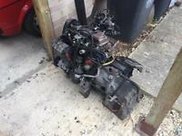 Mk2 Volkswagen golf 1.6 engine with auto box VW