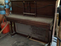 Windover London 1930s/1940s upright piano.
