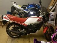 1986 Yamaha lc125
