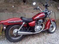 Suzuki Marauder 125cc nice bike learner
