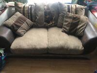 2 + 3 seater sofas