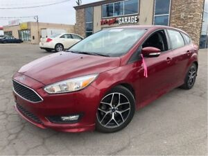 2015 Ford Focus SE HATCHBACK AUTOMATIC SPORTS PACKAGE