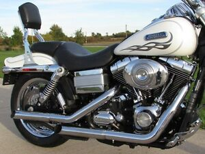 2006 harley-davidson FXDWG Dyna Wide Glide   6 Speed and Fuel In London Ontario image 9