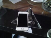 White I phone 5 s 32 g.mint condition unlocked any network