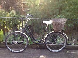 Vintage Ladies Dutch Bike, Holland Bike