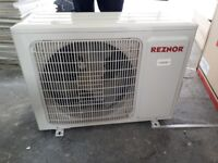 Renzor Nortec Air Con unit, mini split system 3.5 kw Brand new and boxed over 75 units in stock