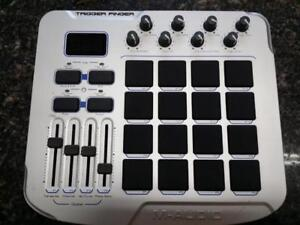 midi pad M-audio 16 patch Trigger finger 79.99 +tx ( U039901 )