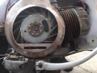 Vespa 150 sprint veloce 1966 engine