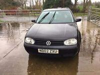 2002 VW GOLF GTDI