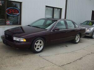 1995 Chevrolet Impala Impala SS