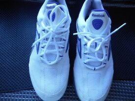 Reebok womens trainers size 6.5 hardly worn Smooth Fit Easy Tone