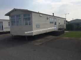 Pet Friendly 8 Berth Caravan To Rent On Parkdean Resorts Ty Mawr