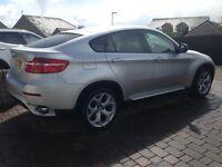 "BMW X6 3.0 35d xDrive 5dr, 63000 miles, 286bhp, 20"" alloys"