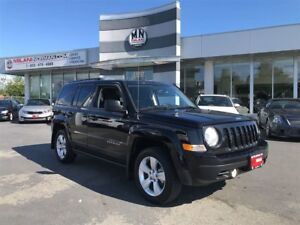2014 Jeep Patriot North Edition 4WD Only 68,000KM